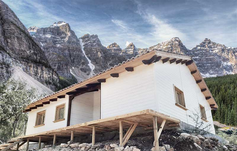casa-madera-montaña